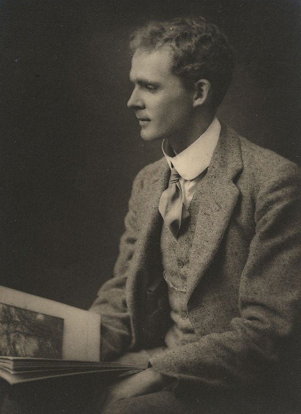 An image of Portrait (Profile of Norman C. Deck)