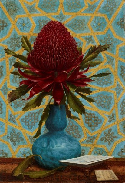 An image of Waratah by Lucien Henry