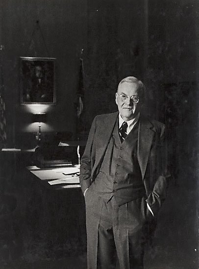 An image of U.S.A. John Foster Dulles by David Moore
