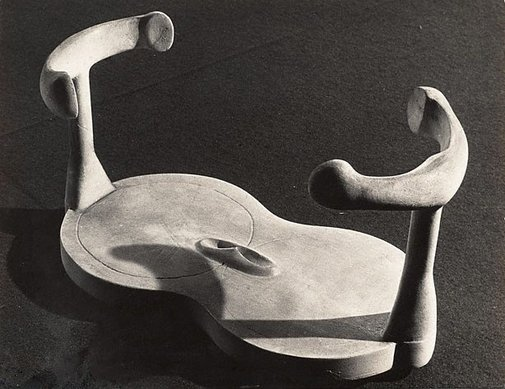 An image of Mathematical object by Man Ray