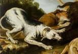 Alternate image of The boar hunt by Frans Snyders