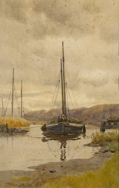 An image of Stoney Creek by John Mather