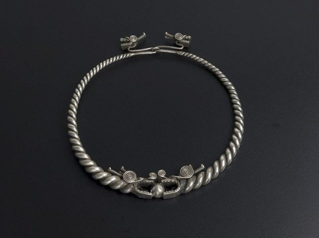 An image of Dragon necklace