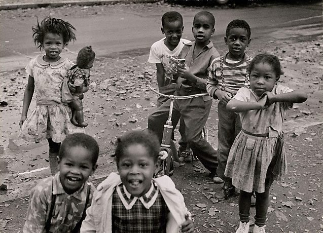 An image of U.S.A., children in Washington D.C.