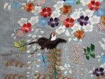 Alternate image of Summer kimono (katabira) by