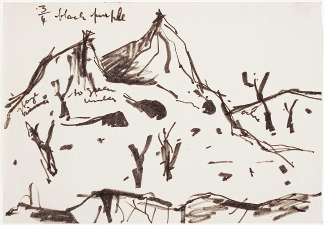 An image of Mountain landscape 1