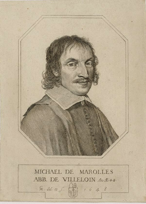 An image of Michel de Marolles