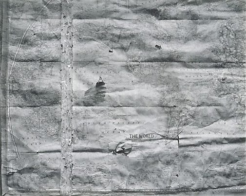 An image of Fly paper by Les Walkling