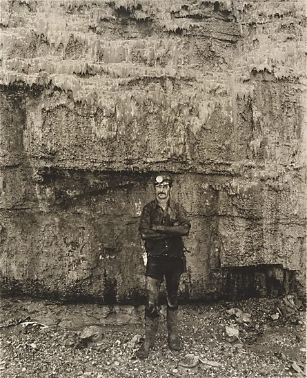 An image of Charles Ebrill, engineer fitter