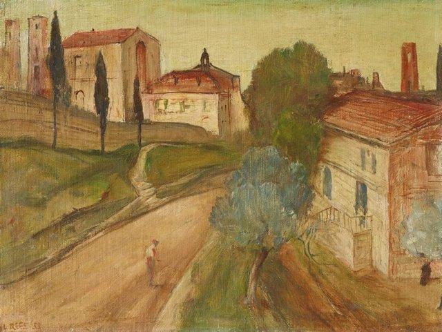 An image of San Gimignano