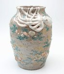Alternate image of Octopus vase by Meiji export ware