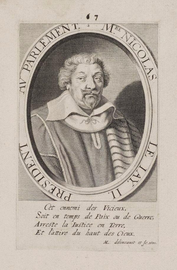 An image of Nicholas Le Jay II