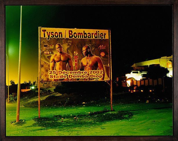 Tyson/Bombardier, (2003) by Rut Blees Luxemburg