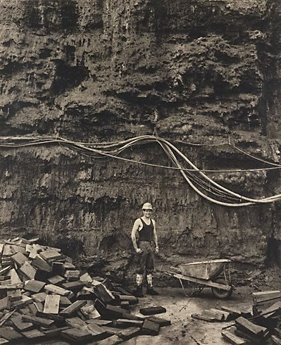 An image of Bruce Stephenson, surveyors' assistant