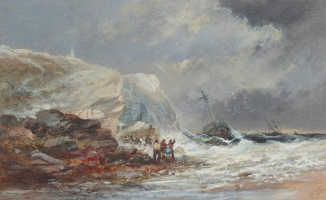 An image of Shipwreck