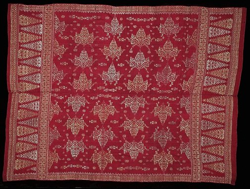 An image of Hip wrapper for ceremonial wear by