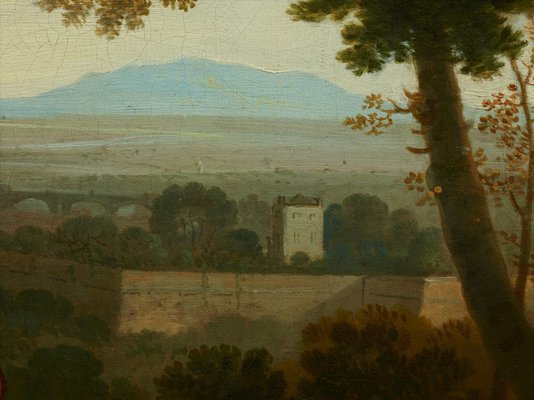 Alternate image of St Peter's and the Vatican from the Janiculum, Rome by Richard Wilson