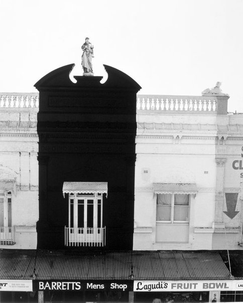 An image of Bondi Junction I 1977 by Mark Johnson