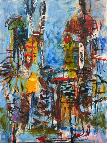 An image of Tribal beat by Ann Thomson