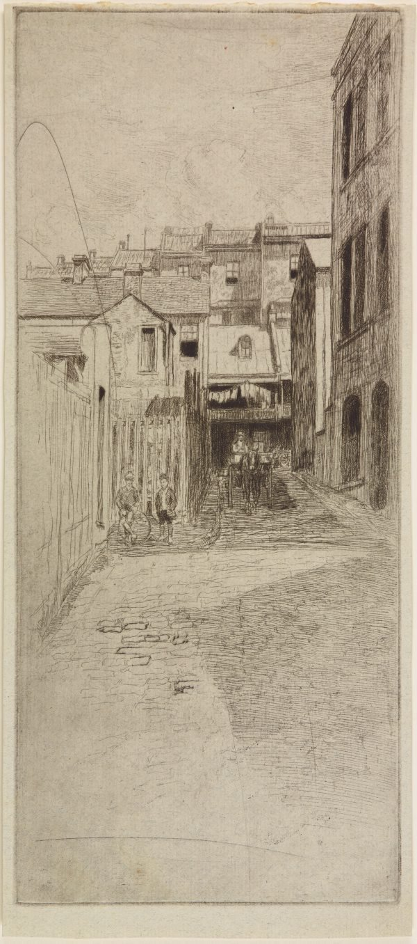 An image of Laneway to Playfair Street, The Rocks
