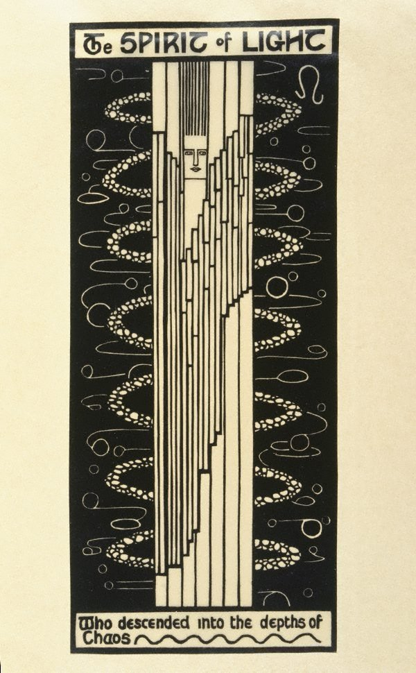 An image of The great breath; a book of seven designs