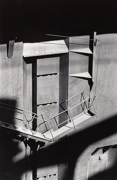 An image of Ship's hold, detail by David Moore