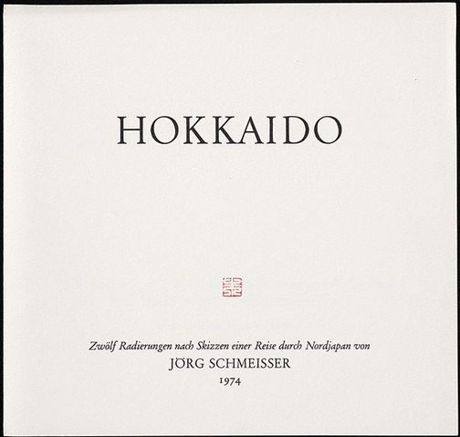 An image of Title page by Jörg Schmeisser