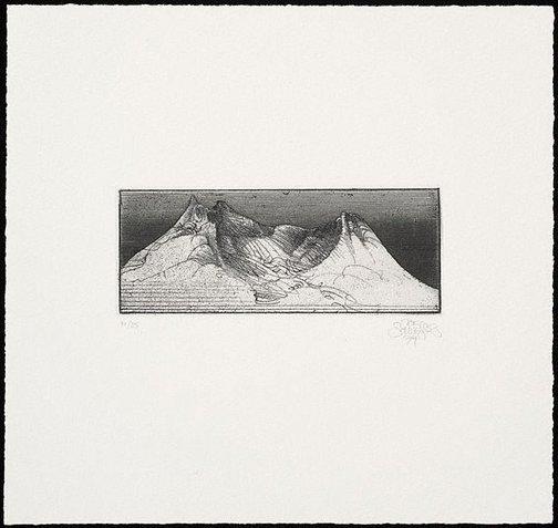 An image of Komagatake by Jörg Schmeisser