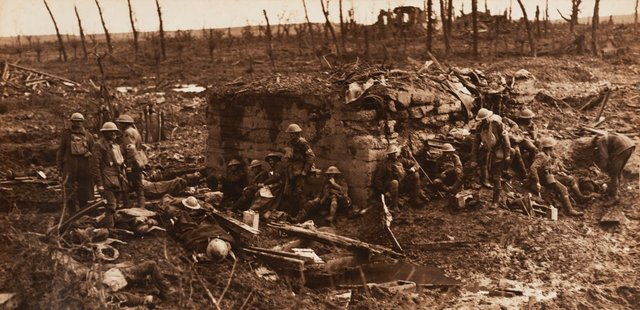 An image of Ypres sector
