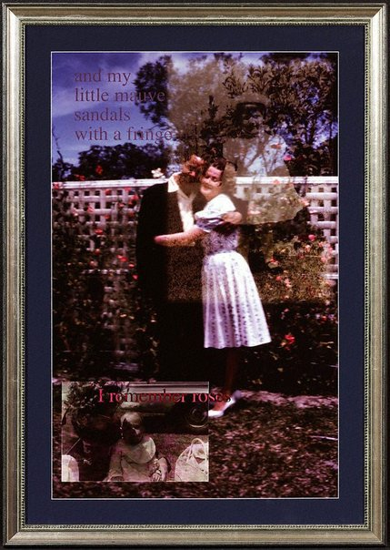 An image of I remember roses by Brenda L Croft
