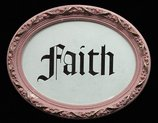 An image of Faith, Hope and Charity by Brenda L Croft