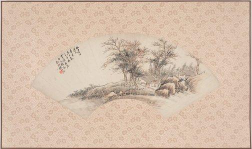 An image of Landscape by Yang Borun