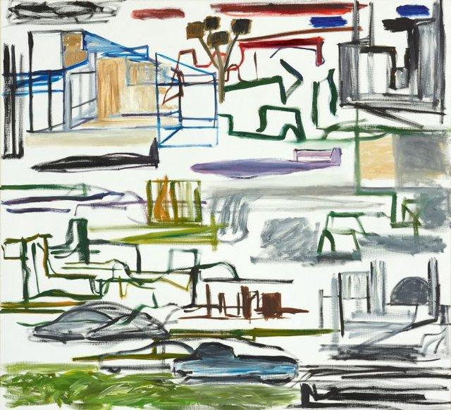 An image of Landscape elements 1