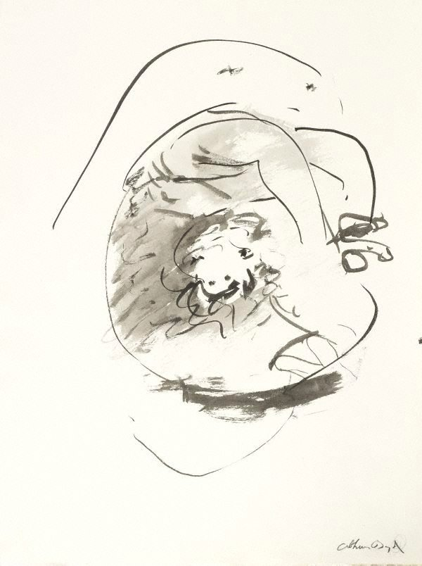 An image of (Illustration for 'Jonah' p.41)