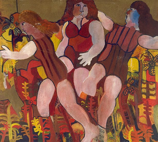 An image of Untitled (3 figures)