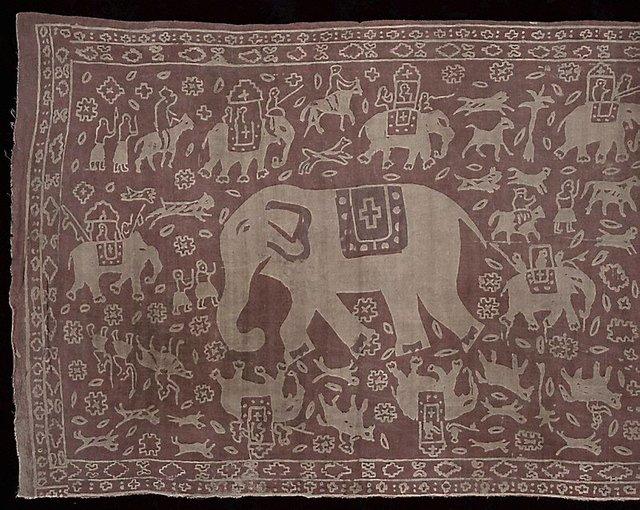 An image of M'aa cloth