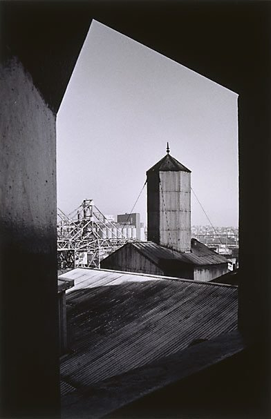 An image of Pyrmont Refinery roofscape