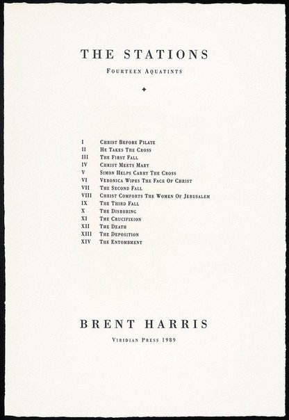 An image of (Title page) by Brent Harris