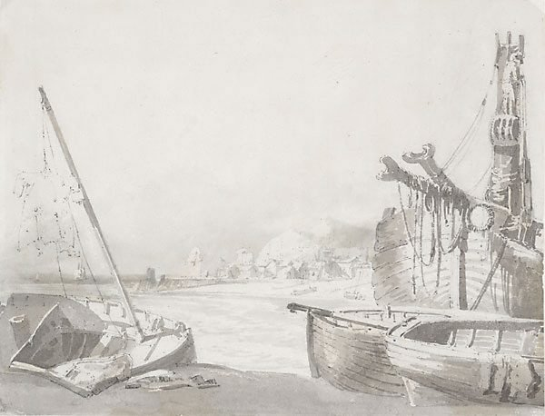An image of Boats in harbour