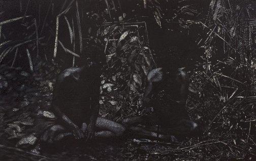 An image of Untitled (FS) by Daniel Boyd