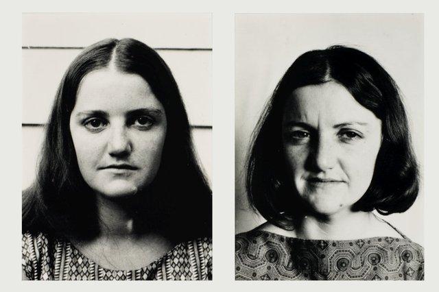 Joy 1964, Joy 1974, (1964, 1974, printed 1996) by Sue Ford