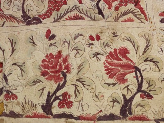 Alternate image of Large hanging Indian trade cloth (palampore) by