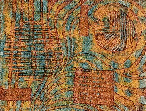 An image of Colour experiment, Atelier 17