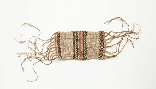 An image of Aba gwaro (armbands) by Langalanga people