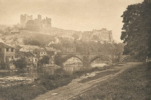 An image of Richmond Castle