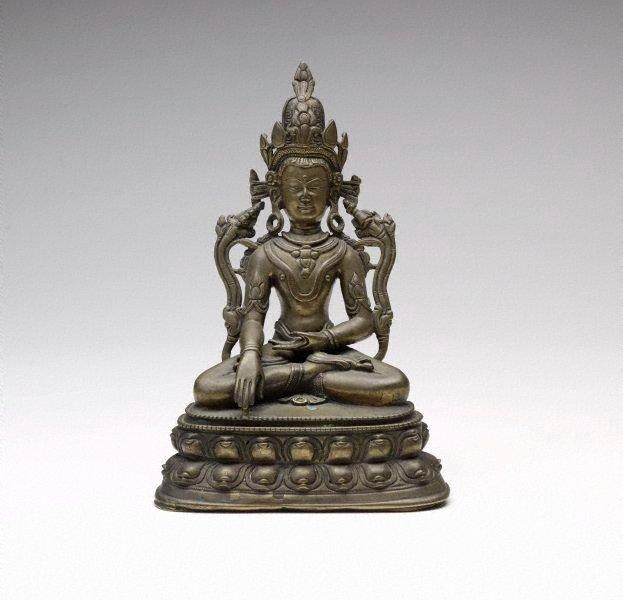 An image of Vajrasattva