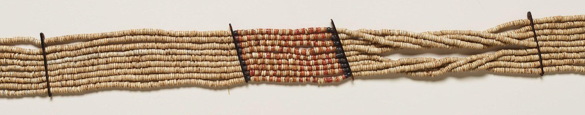 Alternate image of Fo'o'aba (belt) by Langalanga people