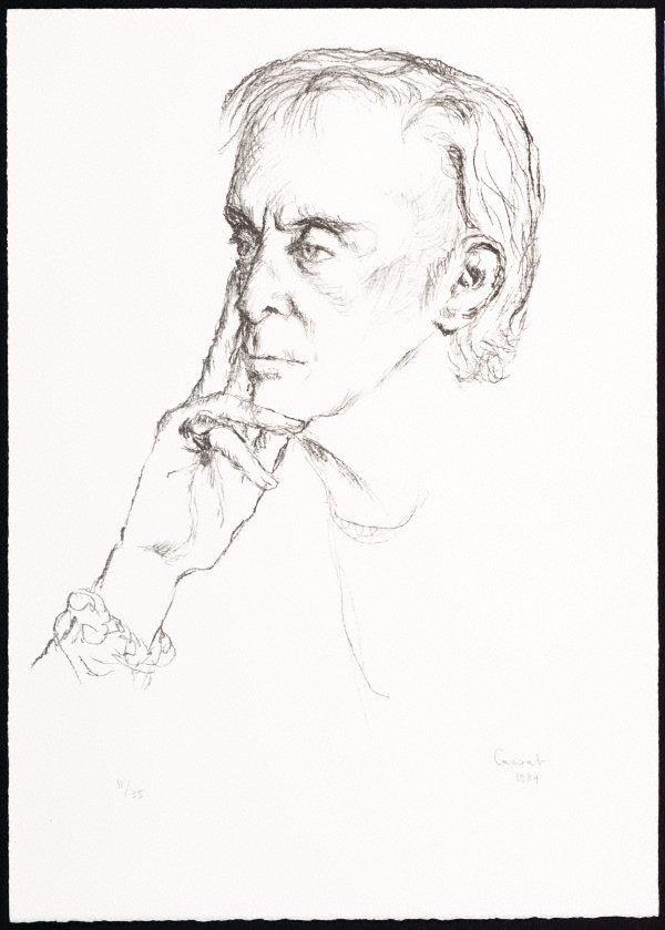 An image of Sir Robert Helpmann