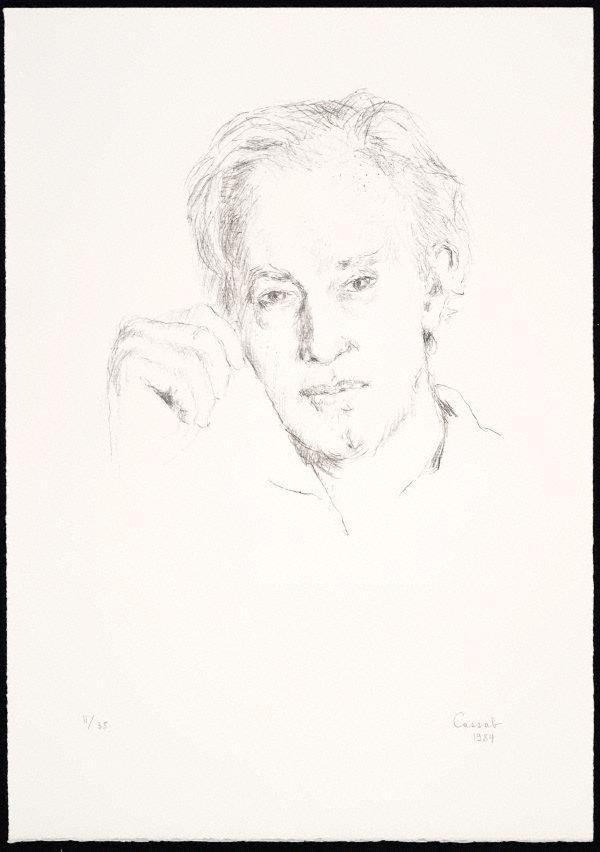 An image of Sir Sidney Nolan