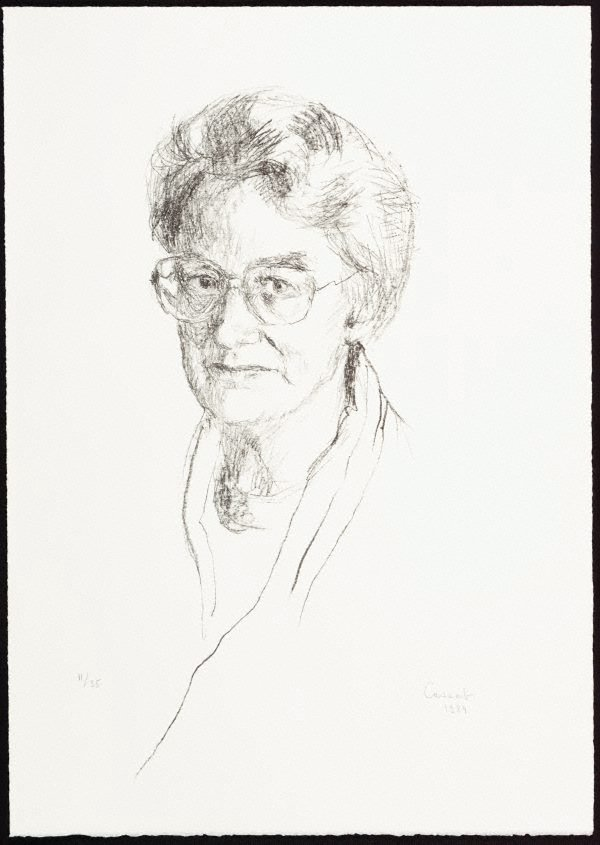 An image of Judith Wright